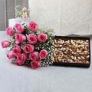 Buy Bloomy Flowers , Delicious Cake & Amazing Gift For Your Family Members.