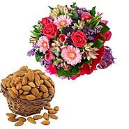Flowers and Dry fruits Delivery Online, Order Flowers Online India