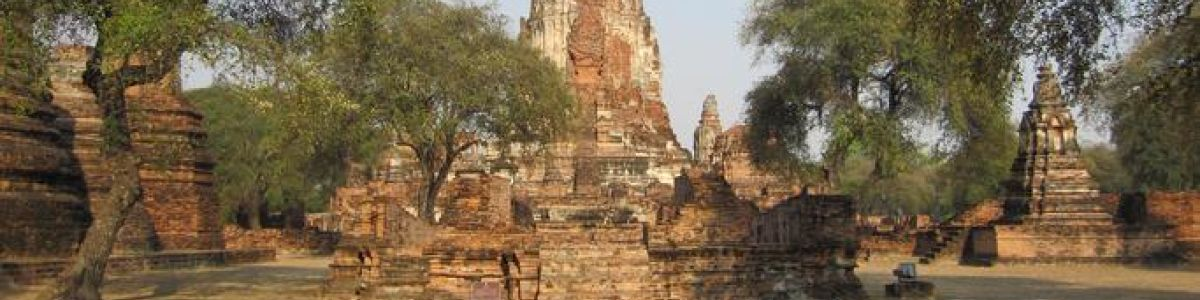 Headline for List of Rulers of Ayutthaya - Learn about the Royal History of Ayutthaya