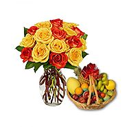 Online Flowers & Fruits Delivery in India | FlowersCakesOnline