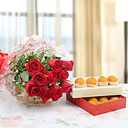 Online Flowers & Sweets Delivery In India | FlowersCakesOnline