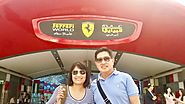 Ferrari World Tour in Abu Dhabi is the Best Place to Explore Striking Adventures