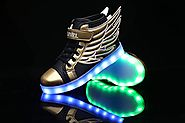 Top 10 Best LED Light Up Shoes for Kids Reviews 2017-2018 on Flipboard