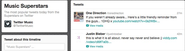 Twitter's custom timelines let you dump your obsessions into one organized stream