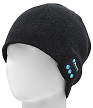 FULLLIGHT TECH 4.1 Bluetooth Beanie Hat Running Earphones Headphones Wireless Musical Knit Cap with Stereo Speakers &...