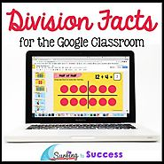 Division Facts, Strategies, and Games for the Google Classroom | TpT