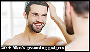 20 + Men's grooming gadgets and products – All he Needs