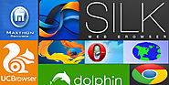 Kindle Fire Silk Browser Alternatives