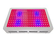 New Anjeet 600W 300W LED Panel Grow Light Hydroponic System Full Spectrum For Indoor Plant Veg and Flower Replace HPS...