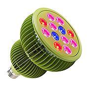 TaoTronics LED Grow Lights Bulb, Grow Lights for Indoor Plants, Plant Lights, Grow Lamp for Hydroponics, Organic Soil...