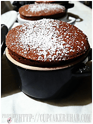 Le Creuset rhymes with soufflé.