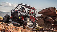Feel the Power of Off-Road Adventures with Polaris ATVs