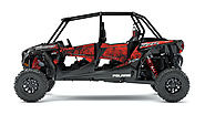 Off Road Vehicles - Polaris RZR XP 4 1000 EPS
