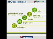 Godrej Agrovet Limited IPO details by HDFC Securities