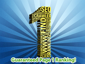 Premium SEO Service - GUARANTEED Page 1 Rankings