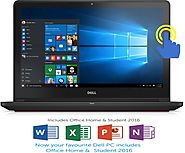5. Dell Inspiron 7000 Core i7 6th Gen 16 GB RAM (Touchscreen Display)