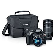 Canon EOS REBEL T6 DSLR Camera Zoom Kit $449.99 (Black Friday) @ Kohl's