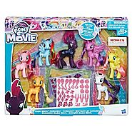 Hasbro My Little Pony Movie Cutie Mark Collection Pack $19.99 (Black Friday) @ Kohl's