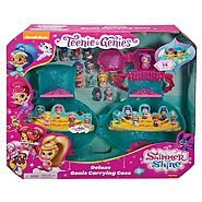 Fisher-Price Shimmer & Shine Teenie Geenies Carrying Case $19.99 (Black Friday) @ Kohl's
