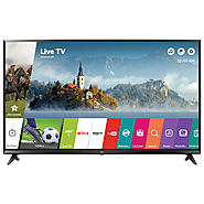 LG 49UJ6300 49-Inch 4K Ultra Smart HDTV $399.99 (Black Friday) @ Kohl's