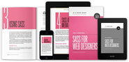 A Book Apart, Sass for Web Designers