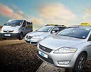 Book Taxi Services Airport Transfer in the UK