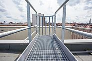Need to Know About Installing Aluminum Roof Walkways