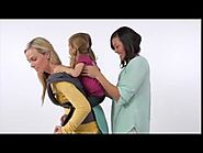 Baby Back Carrier, A Method of Baby's Safety