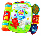 VTech - Rhyme and Discover Book