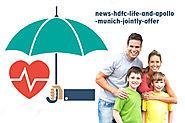 Health Insurance Plan | HDFC Life and Apollo Munich Jointly Offer