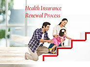 Health Insurance renewal process