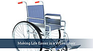 Making Life Easier in a Wheelchair