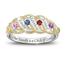 Unique Mother Rings