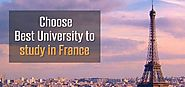 Study Abroad in France | Colleges, Universities, Exam, Cost & Visa Information