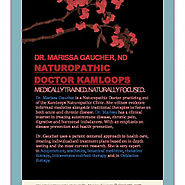 NATUROPATHIC DOCTOR KAMLOOPS | Visual.ly