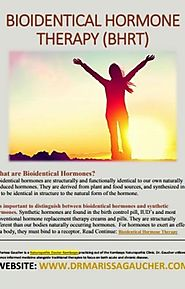 BIOIDENTICAL HORMONE THERAPY (BHRT)