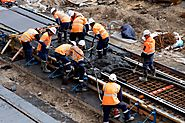 Opt the Professionals for Rail Work