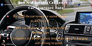 How Self Driving Car Impact Auto Insurance