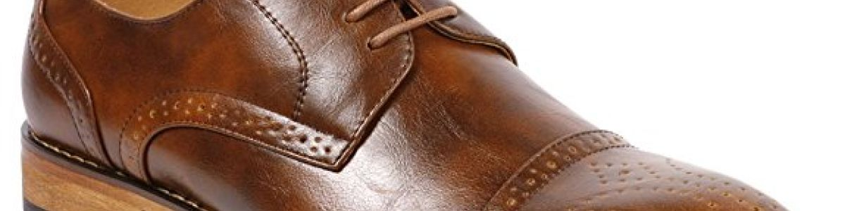 Headline for Top 15 Best Men's Oxford Shoes Reviews 2018-2019