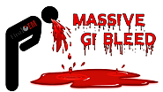 First10EM: Management of the Massive GI Bleed