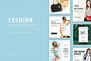 Fashion Social Media Pack by hoangpts on Envato Elements