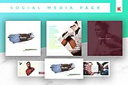 Social Media Pack by Kahuna_Design on Envato Elements