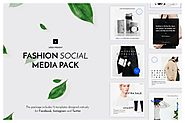 Fashion Social Media Pack by Anthonyrich on Envato Elements