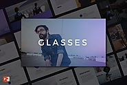 Glasses PowerPoint Template by GrizzlyDesign on Envato Elements