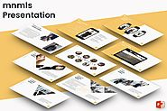 mnmls - Powerpoint Presentation Template by inspirasign on Envato Elements