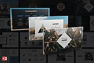 Hush PowerPoint Template by GrizzlyDesign on Envato Elements
