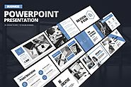 Business Powerpoint Presentation by -BeCreative- on Envato Elements