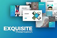 Exquisite Multipurpose Presentation Template by BrandEarth on Envato Elements
