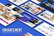 Enhancement PowerPoint Template by BrandEarth on Envato Elements