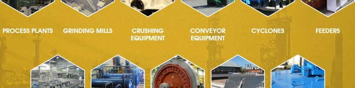 Headline for Pre-owned Mining, Processing, and Construction Equipment Videos